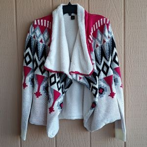 Love By Design cardigan style sweater